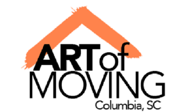 """Art of Moving LLC"" Truck"