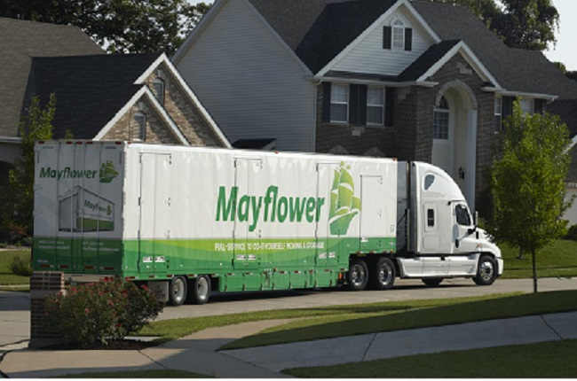 """Murphy Moving & Storage"" Truck"