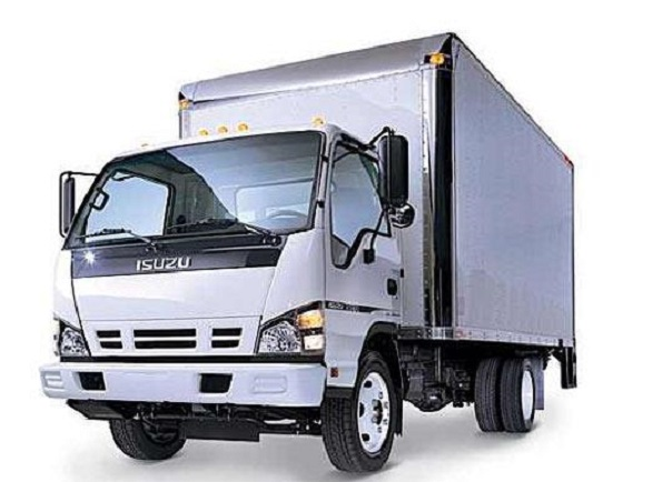 """""""A & S Moving Services"""" Truck"""