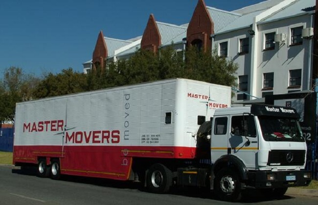 """""""Master Movers"""" Truck"""