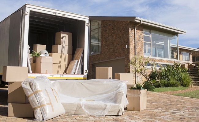 """Rick's In and Out Movers"""" Moving service"""