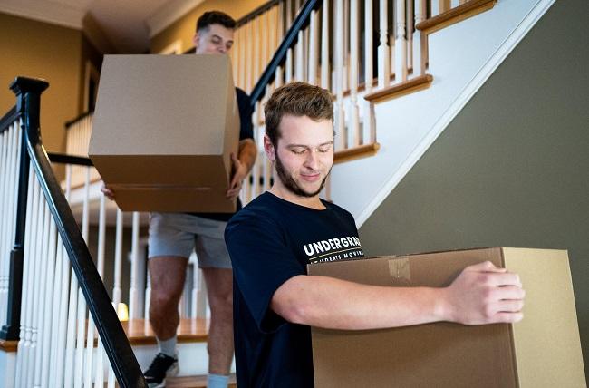 """Undergrads Moving | Movers Charleston SC"" Staff"