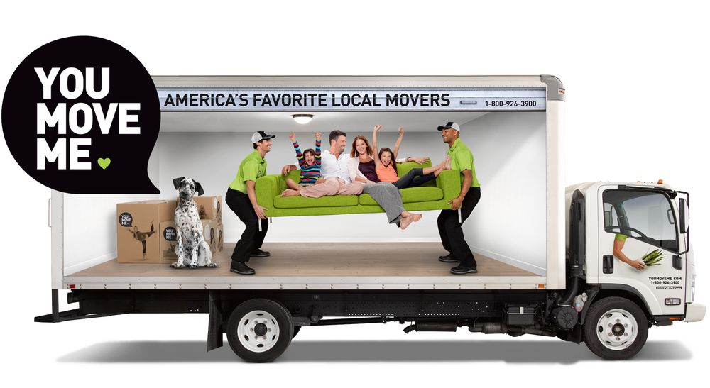 """""""You Move Me"""" Truck"""
