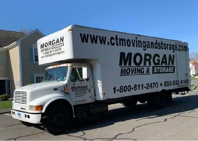 """""""CT-Moving-and-Storage"""" Truck"""