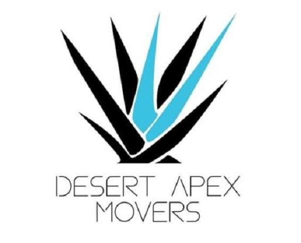 """Desert Apex Movers L.L.C."" Logo"