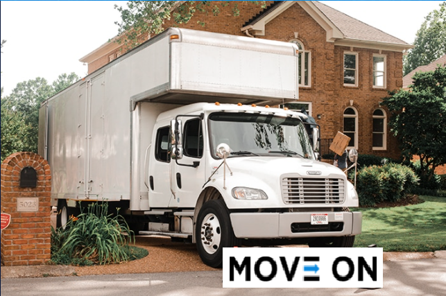 """""""Move On"""" Truck"""