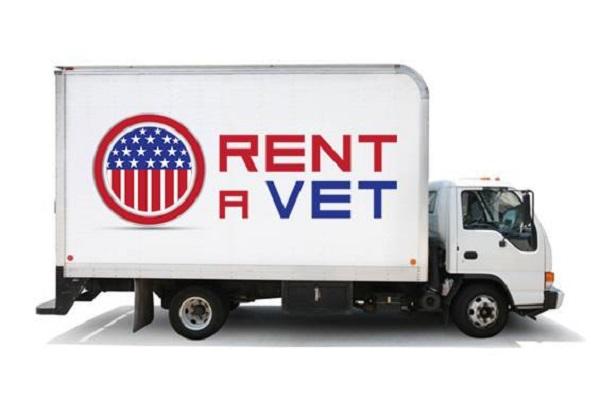 """Rent A Vet Moving"" Truck"