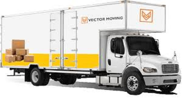 """Vector Movers NJ"" Truck"