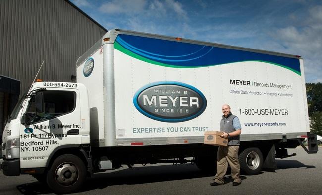 """""""William B. Meyer"""" Truck"""