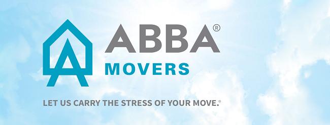 """""""Abba Movers"""" Logo"""