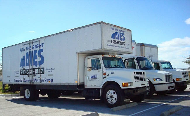 """""""All the Right Moves"""" Truck"""