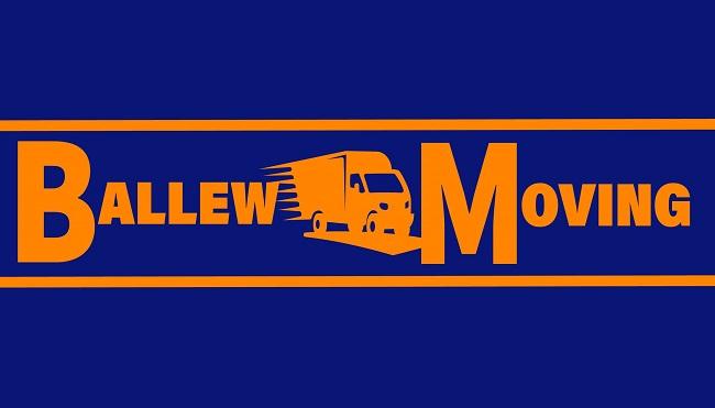 """Ballew Moving LLC"" Logo"
