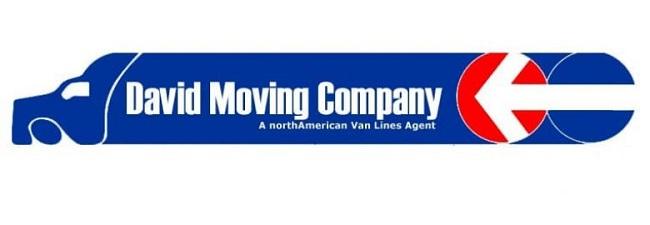 """David Moving Company"" Truck"