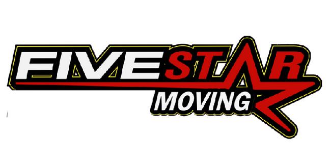 """Five Star Moving"" Logo"