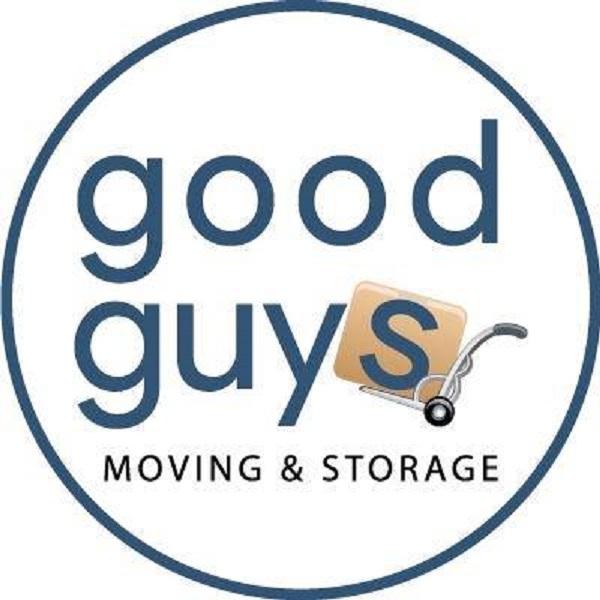 """""""Good Guys Moving KC"""" Logo"""