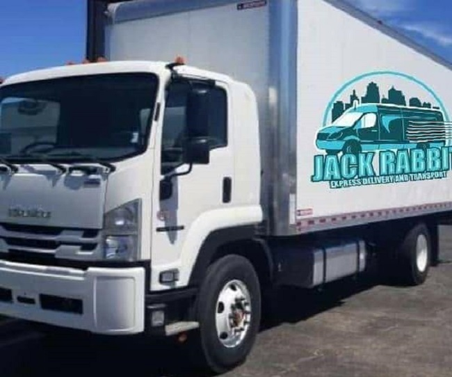 """Jack Rabbit"" Truck"