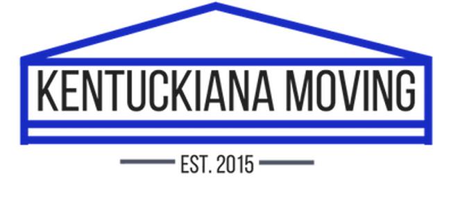 """Kentuckiana Moving"" Truck"