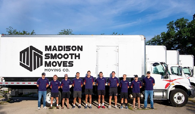 """""""Madison Smooth Moves"""" Staff & Truck"""