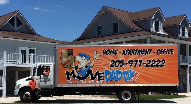 """MoveDaddy"" Truck"