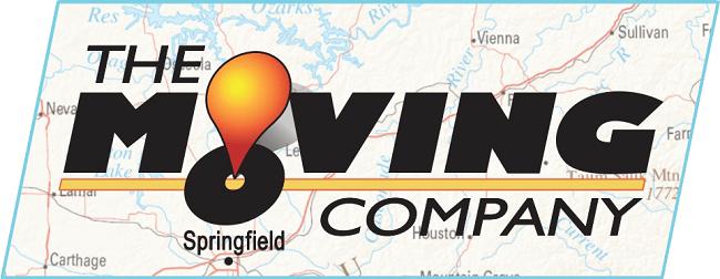 """""""The Moving Company"""" Logo"""